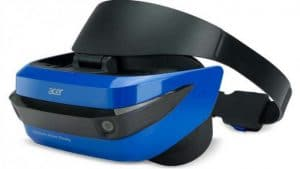 casque réalité virtuelle acer