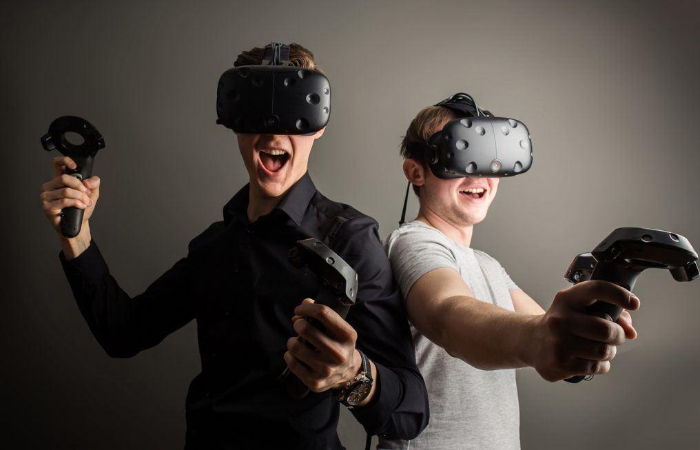 jeu pc réalité virtuelle