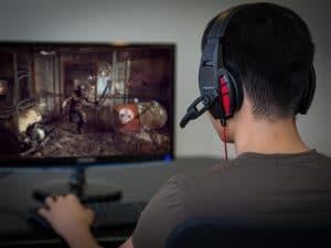 micro casque gamer