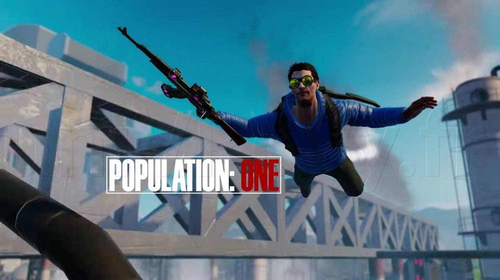 Population-one