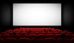 salle de cinéma à domicile