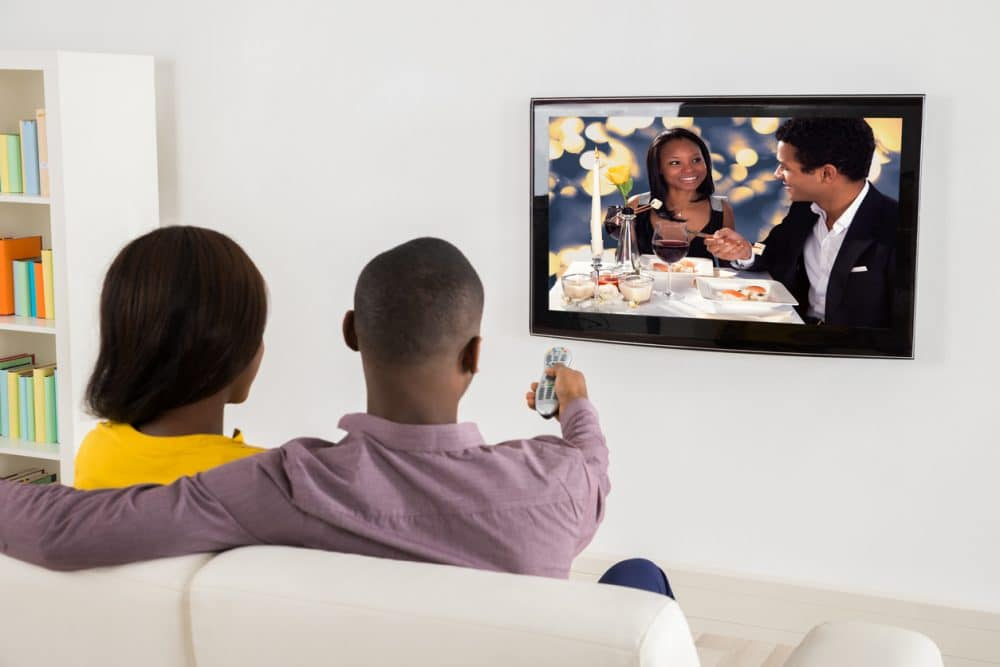 regarder la tv